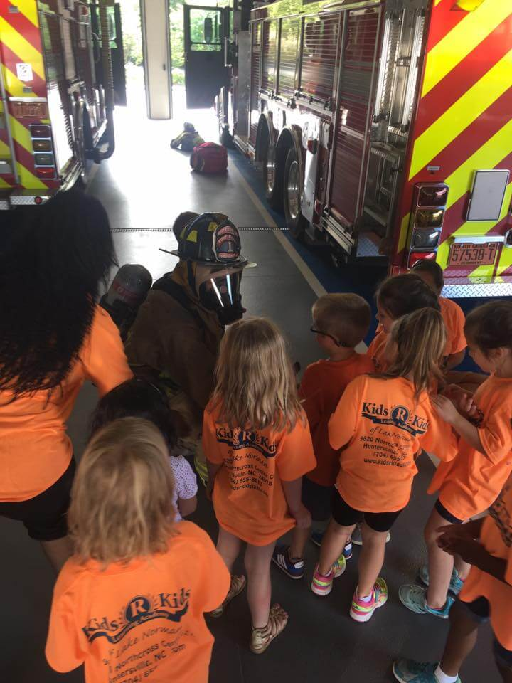 KIDS R KIDS ACADEMY VISITS STATION 1