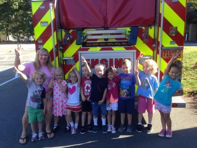 STATION 2 VISITS CIC WEEKDAY PRESCHOOL
