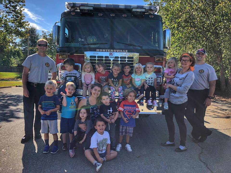 STATION 2 VISITS MEADOWLAKE CHURCH