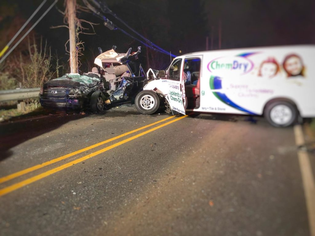 MVA PIN-IN MCCOY ROAD