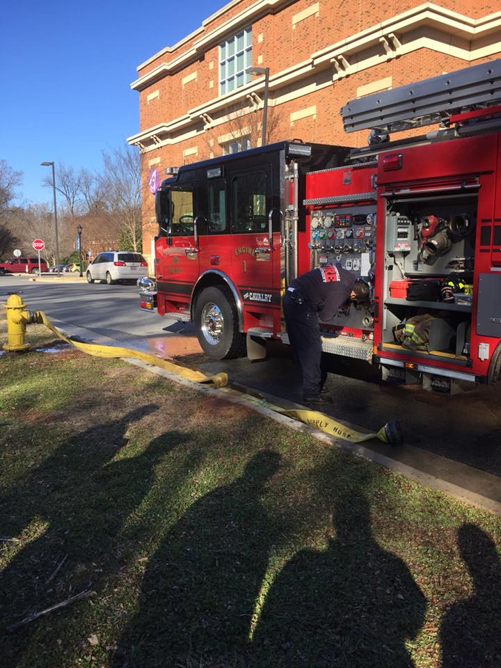 JANUARY TRAINING – HOSE LINES