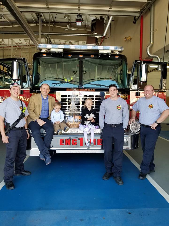 LIGHTHOUSE VISITS STATION 1