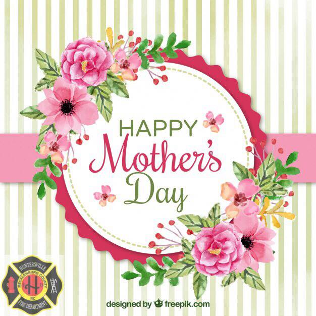 HAPPY MOTHERSDAY FROM THE VILLE!