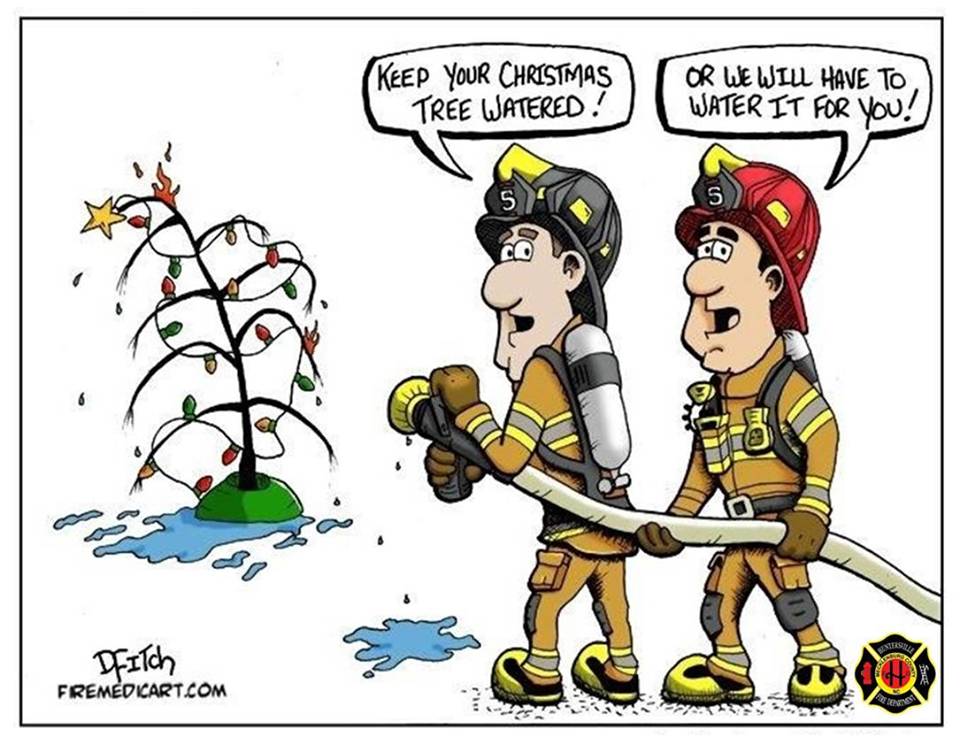 FIRE SAFETY TIP FRIDAY