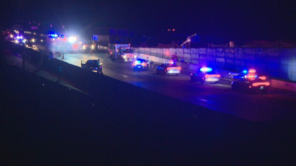 FATAL ACCIDENT ON I-77