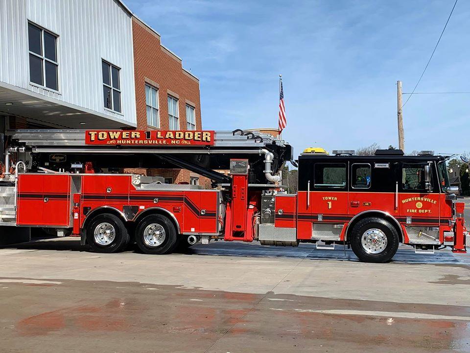 Huntersville Fire Department Page 3 Huntersville Nc