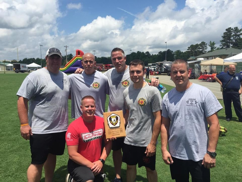 HFD WINS THE BATTLE OF THE SHIELDS
