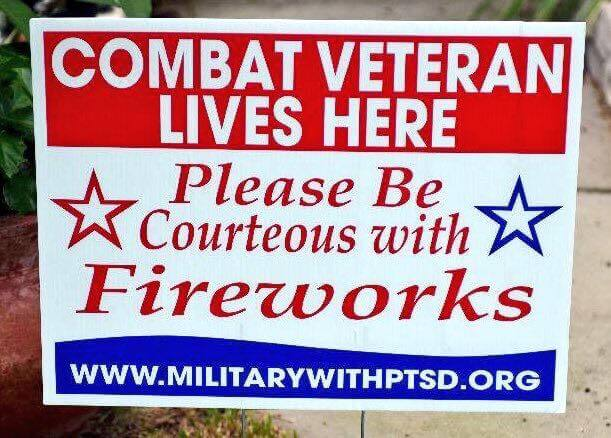 BE COURTEOUS ON JULY 4TH