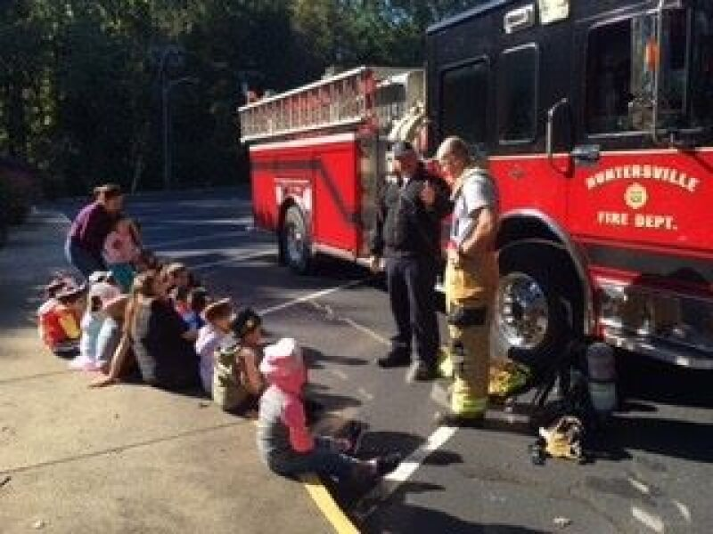 STATION2 VISITS HOPEWELL CHURCH