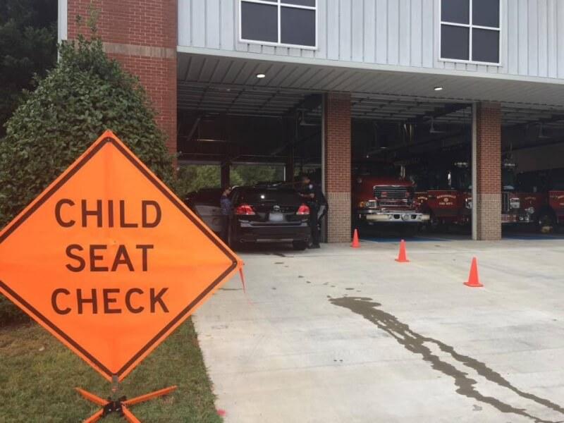 HPD CAR SEAT CHECKS IN 2017