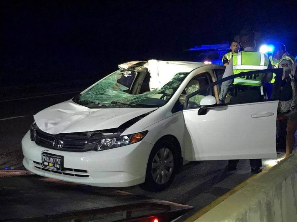 FATAL MVA ON THE INTERSTATE