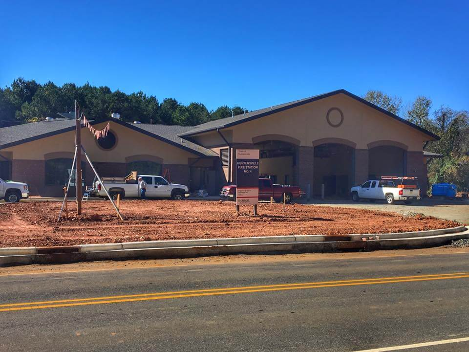 STATION 4 CONSTRUCTION UPDATE