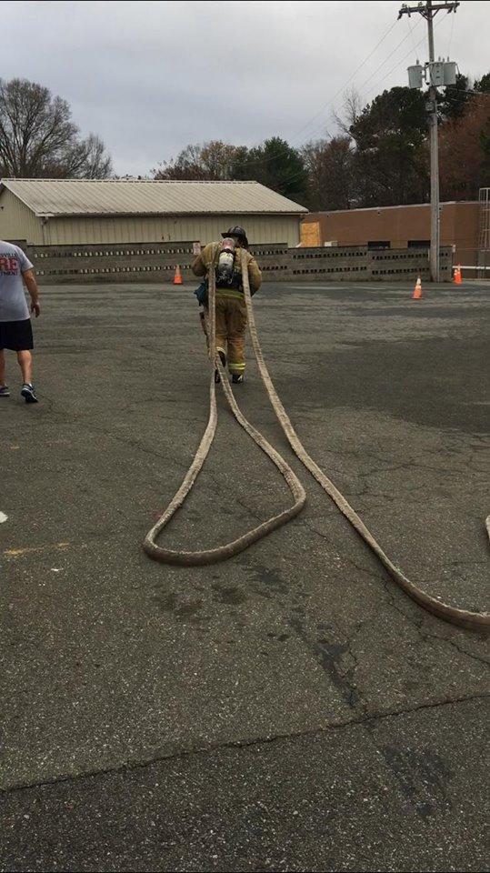 HUNTERSVILLE FIRE ANNUAL FRPAT
