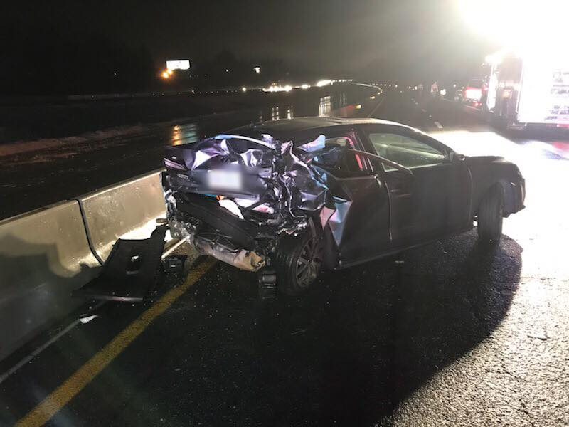 I77 CLOSES FOR AN MVA