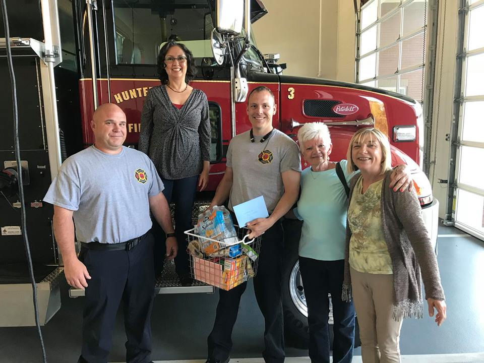RIVER CHURCH STOPS BY STATION 3