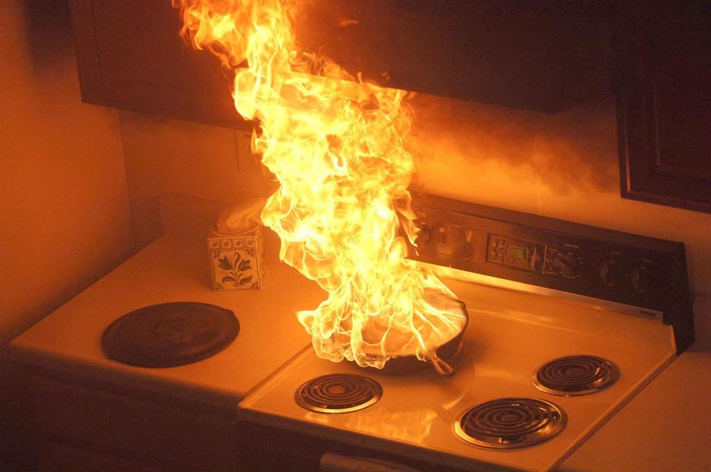 FRIDAY FIRE SAFETY TIP – CARELESS COOKING