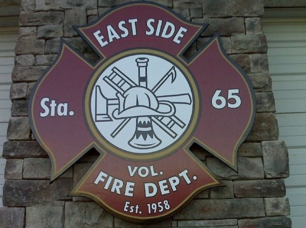 EAST SIDE FIRE HAS A LINE OF DUTY DEATH