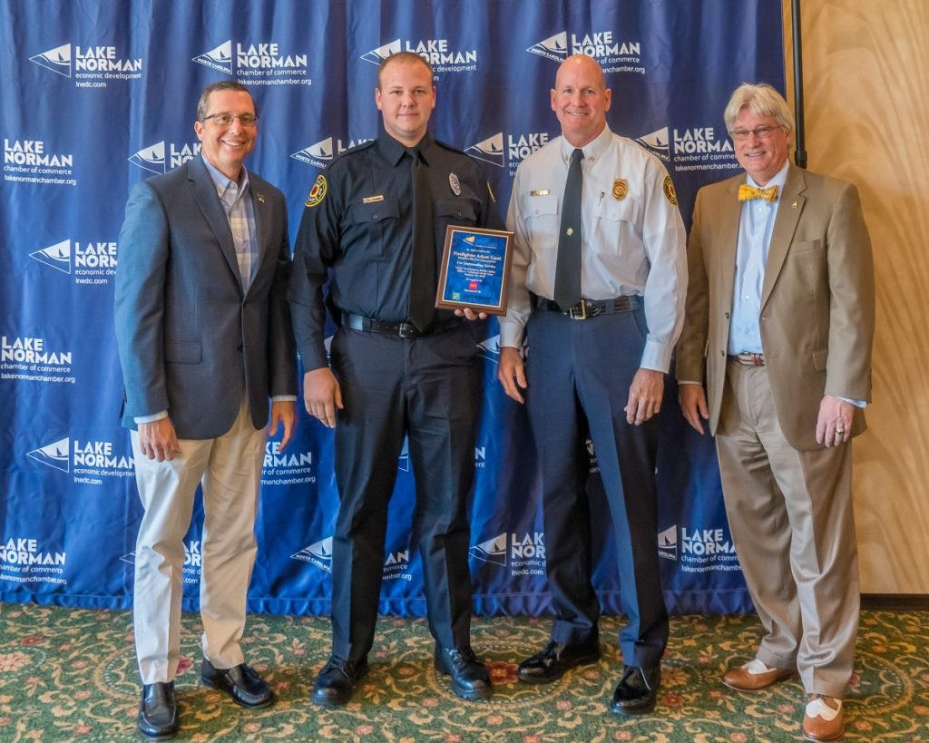 PUBLIC SAFETY OFFICER AWARD LUNCHEON